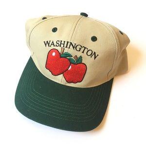 Vintage Washington SnapBack baseball cap